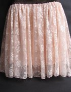 lace skirt...