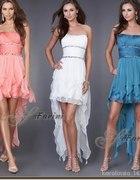 Moja prześliczna sukienka...