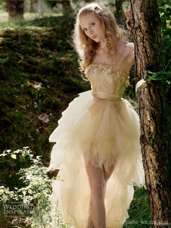 Wasze inspiracje Papilio 2011 Wedding Dresses