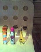Deodorant i 2 Pary perfum...