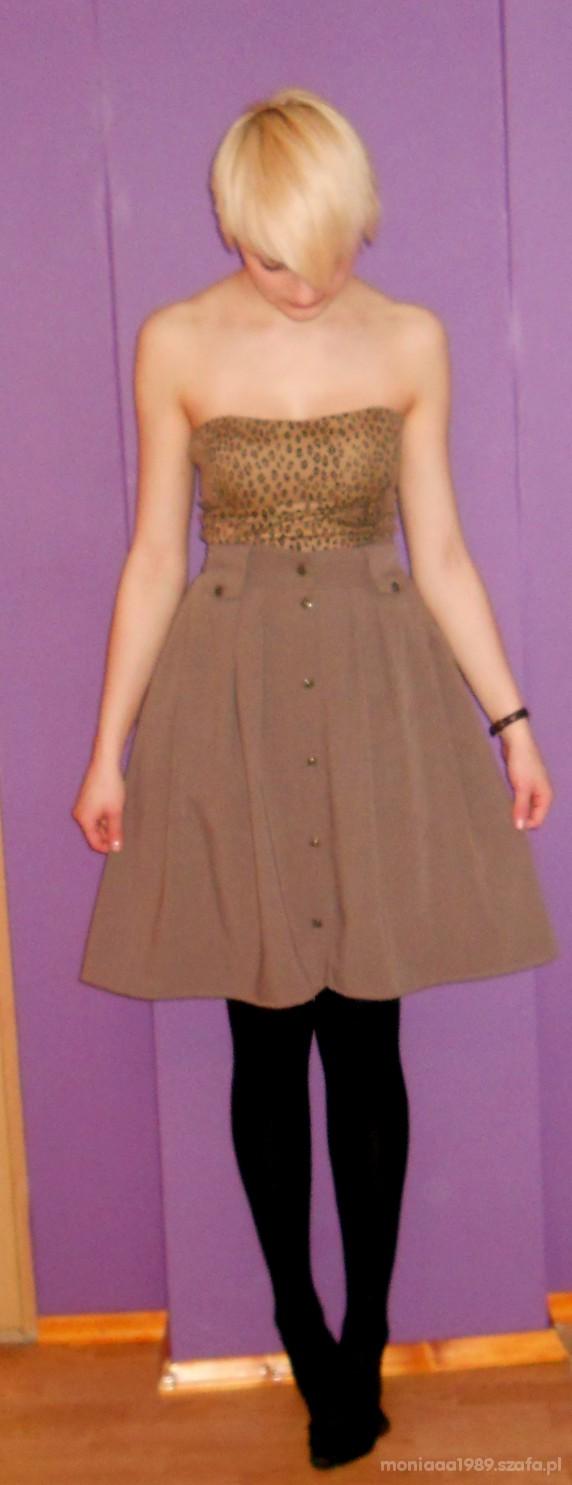 Romantyczne spódnica vintage