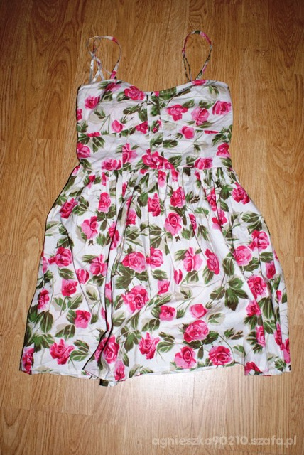 Suknie i sukienki atmosphere flower
