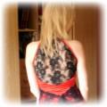 Suknia 100 dniówkowa mojego projektu