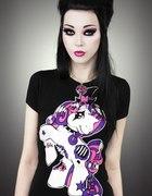 Tshirt mroczny kucyk pony...