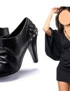 Sukienka i buty