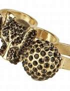 River Island Knuckle Duster Ring