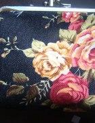 portmonetka floral
