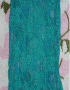 tally wejil turkusowa siateczka