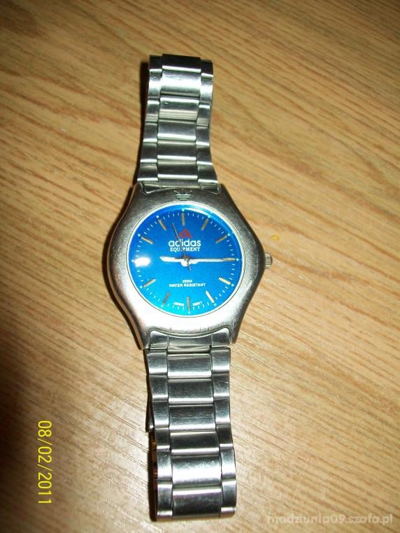 Wyjątkowy Męski zegarek adidas z bransoletą w Zegarki - Szafa.pl YH-18