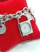 zegarek DKNY przewieszki