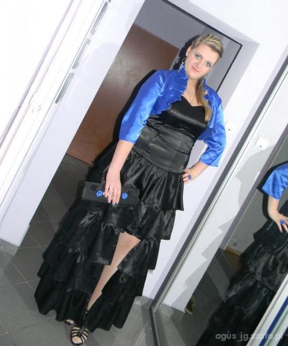 Na specjalne okazje Moja jedna ze studniówkowych sukienek