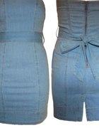 hm jeansowa SUPER...