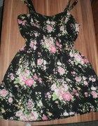 sukienka floral sh...