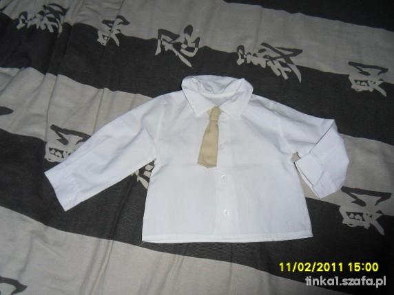 Koszulki, podkoszulki Koszula z krawatem