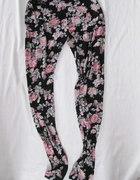 RESERVED floral legginsy