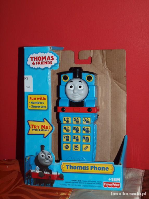 Zabawki TELEFON firmy Fisher Price Thomas Phone
