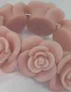 OPIA floral CUDEŃKO kwiaty PASTELOWA new