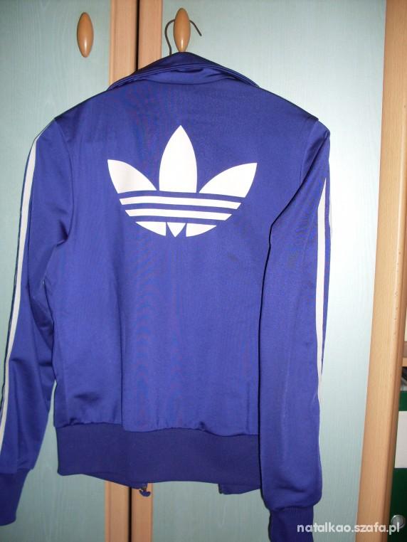 fioletowa bluza adidas originals w Bluzy Szafa.pl