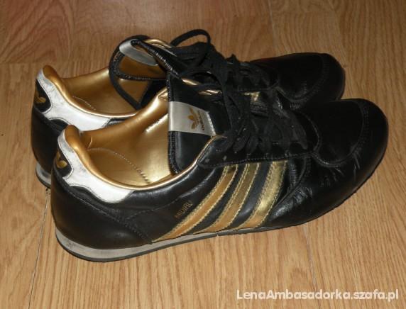 buty adidas zlote
