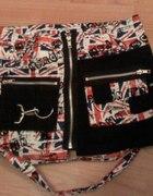 spódniczka punk rave flaga uk...
