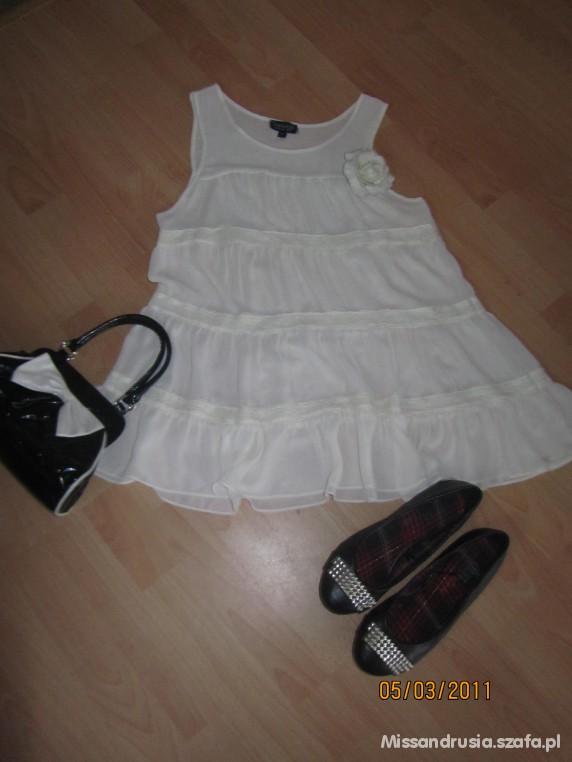 Romantyczne Lekka sukienka