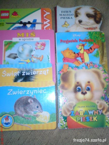 Zabawki zestaw bajeczek