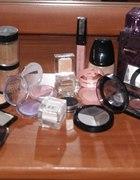 Zestaw kosmetyków plus perfumy lalique amethyst