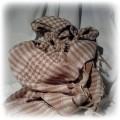 Arafatka kolor karmelowy