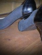 Buty czatne Szulc Man