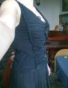 Gotycka gorsetowa bluzka