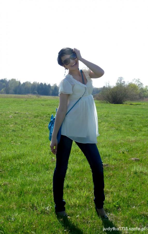 Mój styl Zwariowane slońce wokół mnie Lato 2009