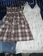 Dwie sukienki Troll