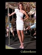 Śliczna biała sukienka NEXT...