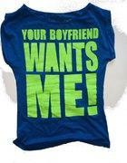 YOUR BOYFRIEND WANTS ME nonowa