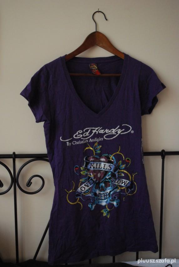 koszulka ed hardy by christian audigier