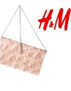 Pudrówa kopertówka H M roze