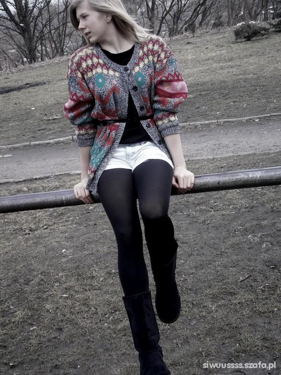 Vintage Sweterek