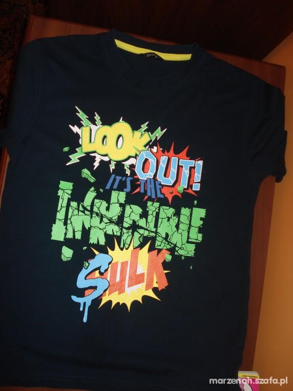Koszulki, podkoszulki koszulka od 140 do 146