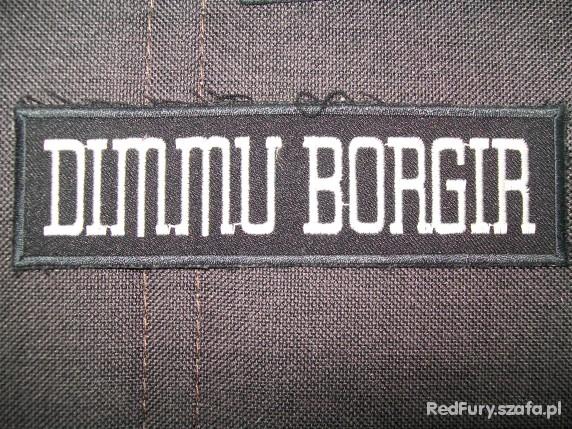 Pozostałe Naszywka Dimmu Borgir