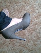 brązowe buty