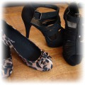 Szpile i balerinki