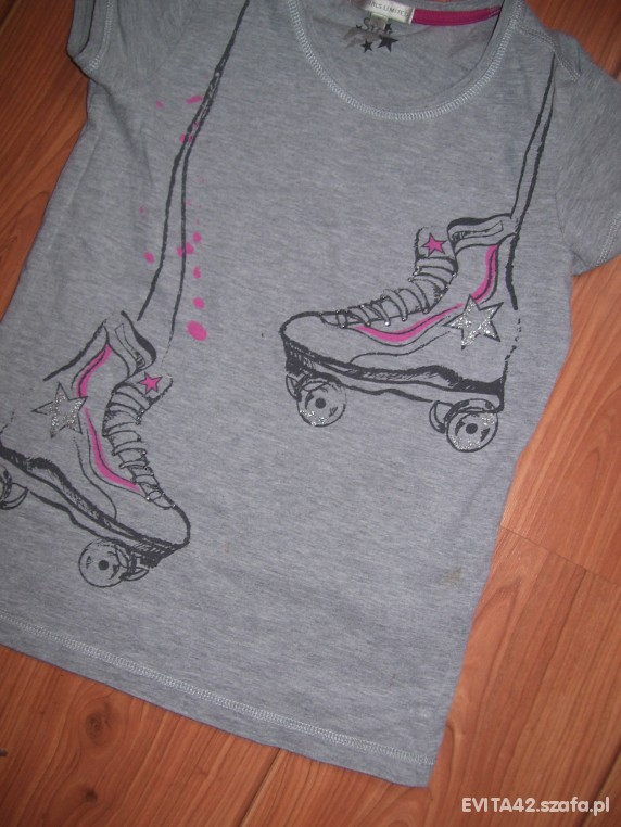 Koszulki, podkoszulki Świetna bluzeczka rozm 146 do 152 firmy STAR
