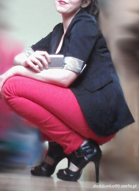 Mój styl black red silver white