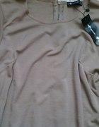 sukienka zip nude 42