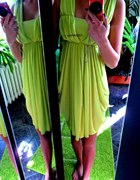 River Island Lime dress