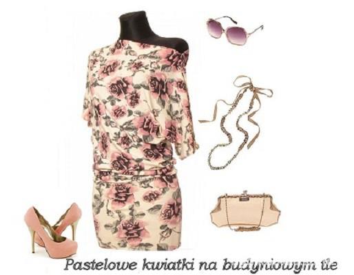Glamour sukienka