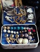 Cała kolekcja kolczyków z mojej szafy D...