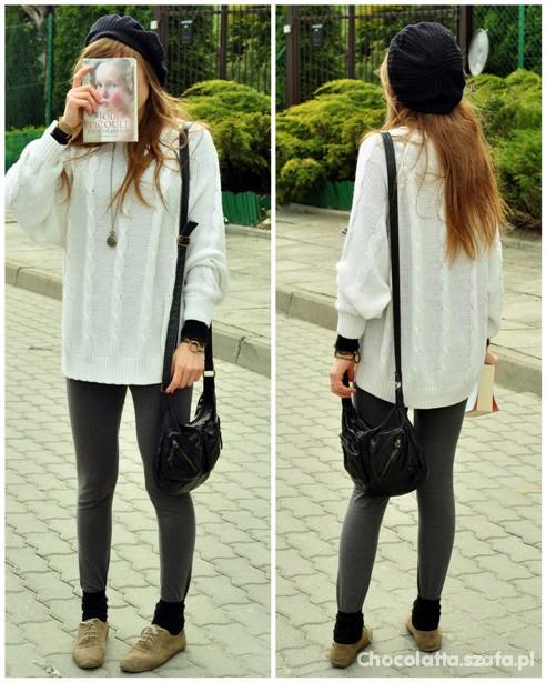 Vintage Blanc