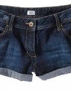 Jeansowe szorty FandF FF...