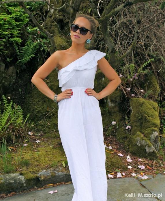 Wasze inspiracje White dress